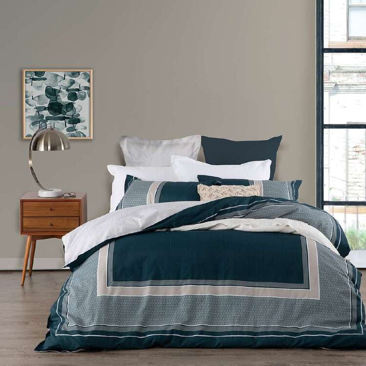 Logan & Mason Pomeroy Quilt Cover Set