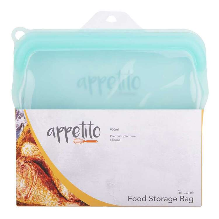 Appetito Silicon Large Food Storage Bag