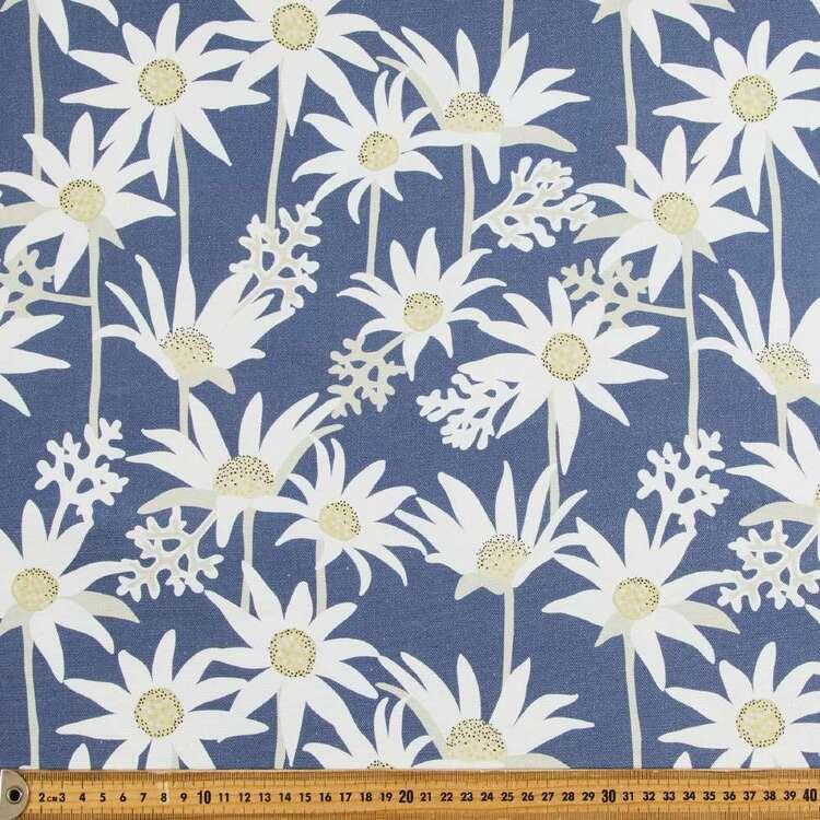 Jocelyn Proust Flannel Flower Printed Cotton Canvas