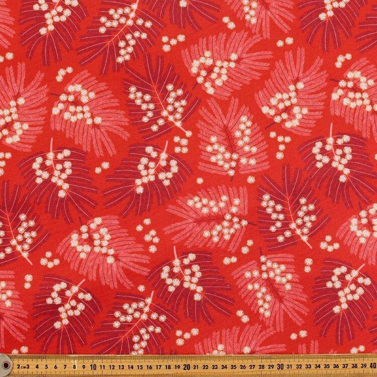 Jocelyn Proust Silver Wattle Printed Cotton Canvas
