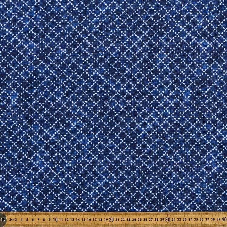 Diamond 150 cm Classic Cotton Linen Fabric