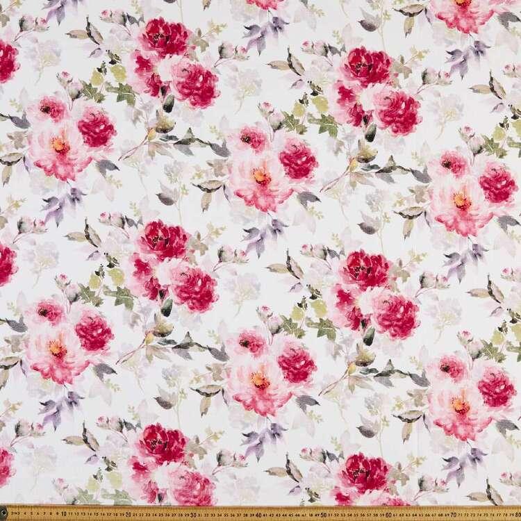 Winslow Rose Classic Cotton Linen