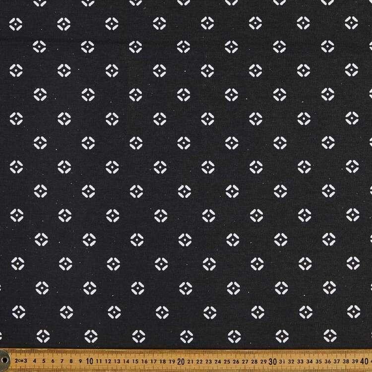 Harln Mini Prints 150 cm Cotton Canvas Fabric
