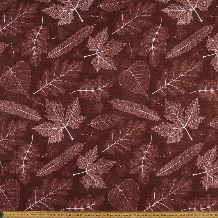 Native Autumn 150 Cotton Slub Fabric