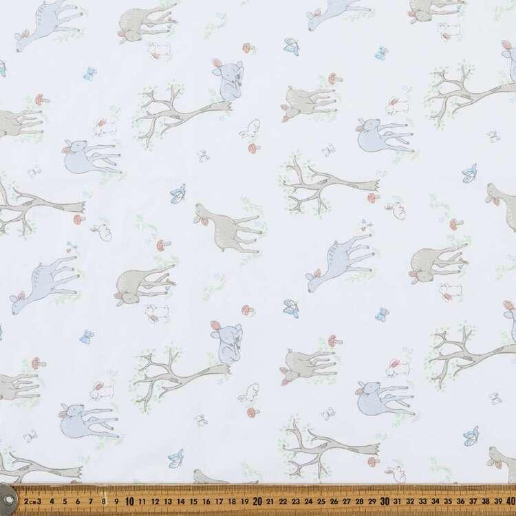Bambi 120 cm Multipurpose Cotton Fabric