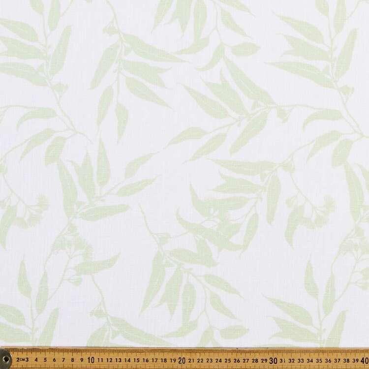 Native Bushland 150 cm Cotton Slub Fabric