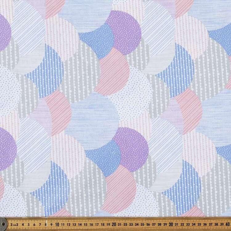 Scales 120 cm Multipurpose Cotton Fabric
