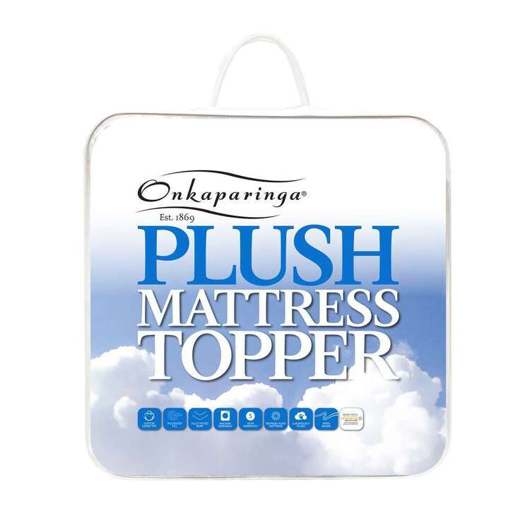 Onkaparinga Plush Mattress Topper