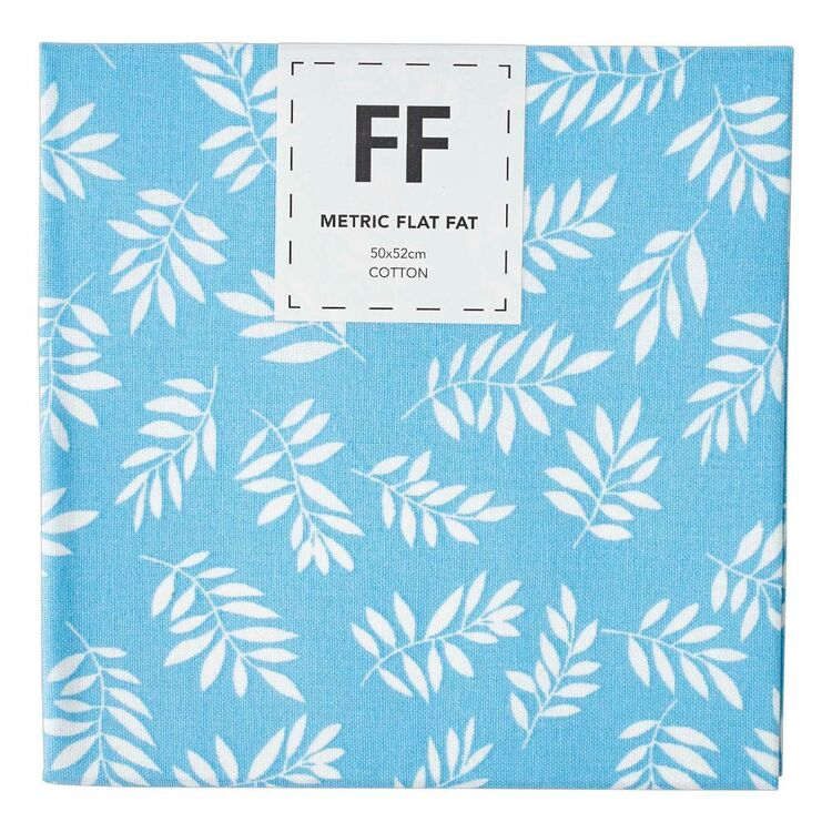 Candylane Leaf Blender Cotton Flat Fat