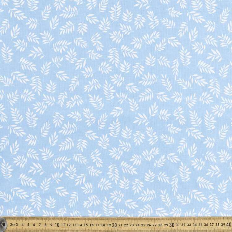 Candylane Leaf Blender Cotton Fabric