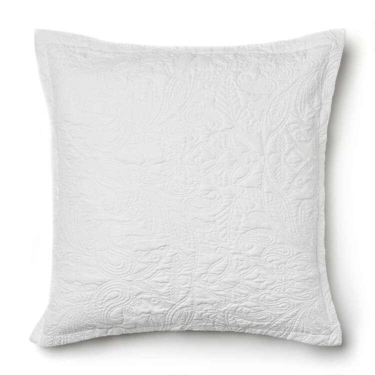 Platinum Rosenthal European Pillowcase