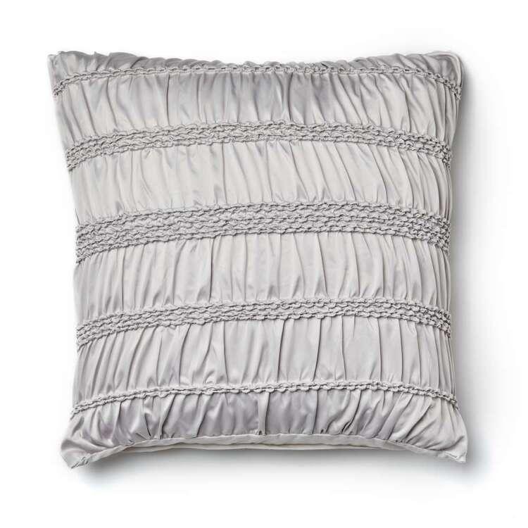 Platinum Larissa European Pillowcase
