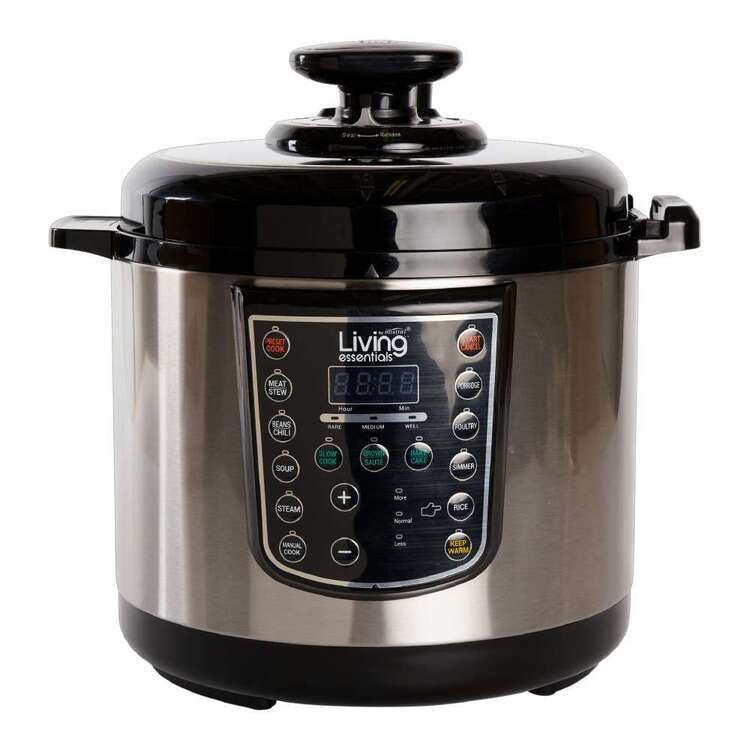 Living Essentials Le Multi Function Pressure Cooker