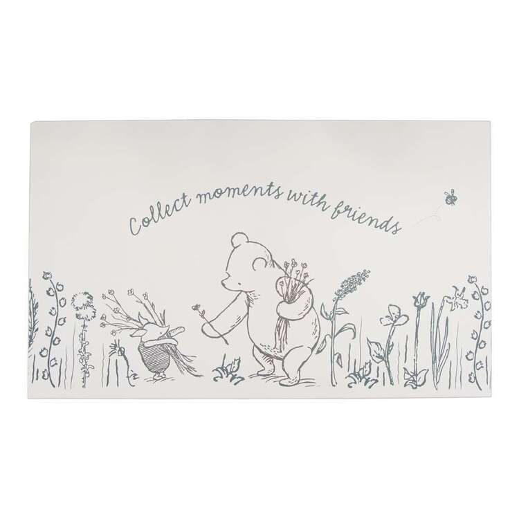 Tag Winne The Pooh Friends Canvas Print