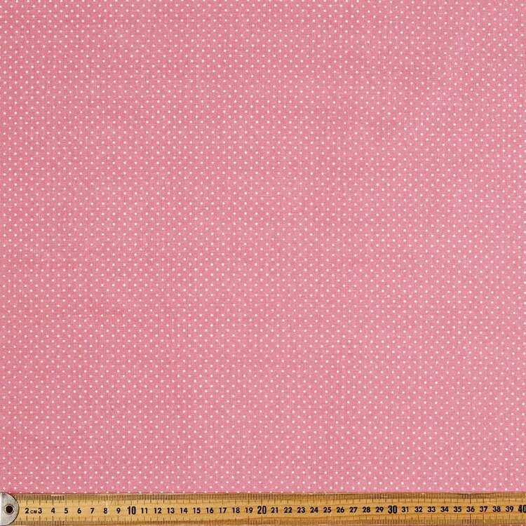 Floral Bouquet Spot Cotton Fabric