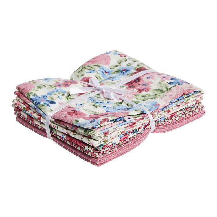 Floral Bouquet 5 Piece Flat Fat Bundle
