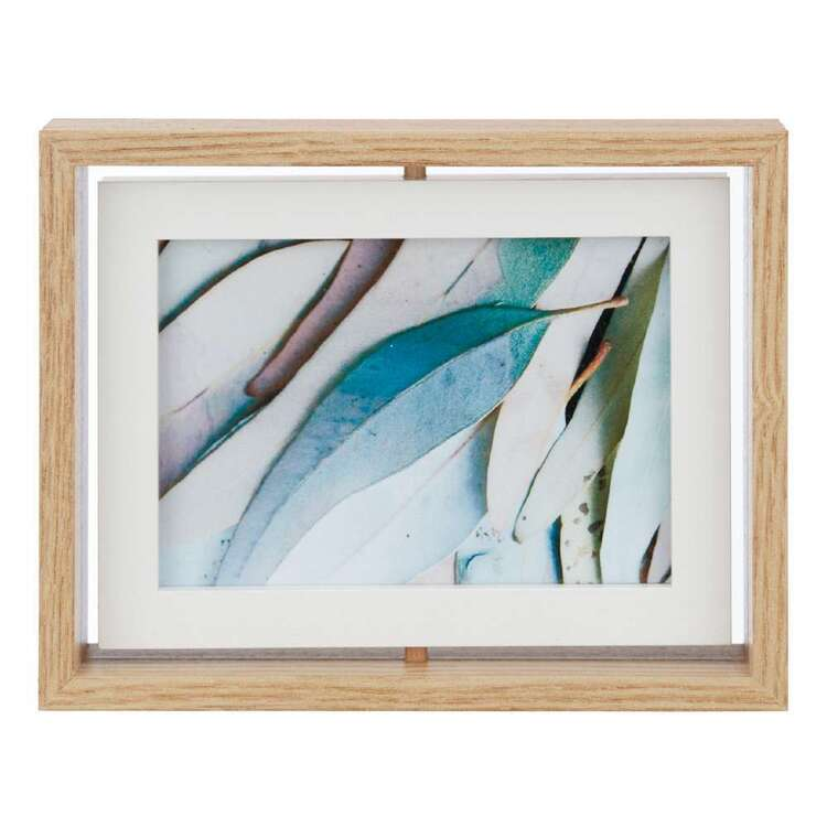 Bouclair Contemporary Organic Pop Out Picture Frame