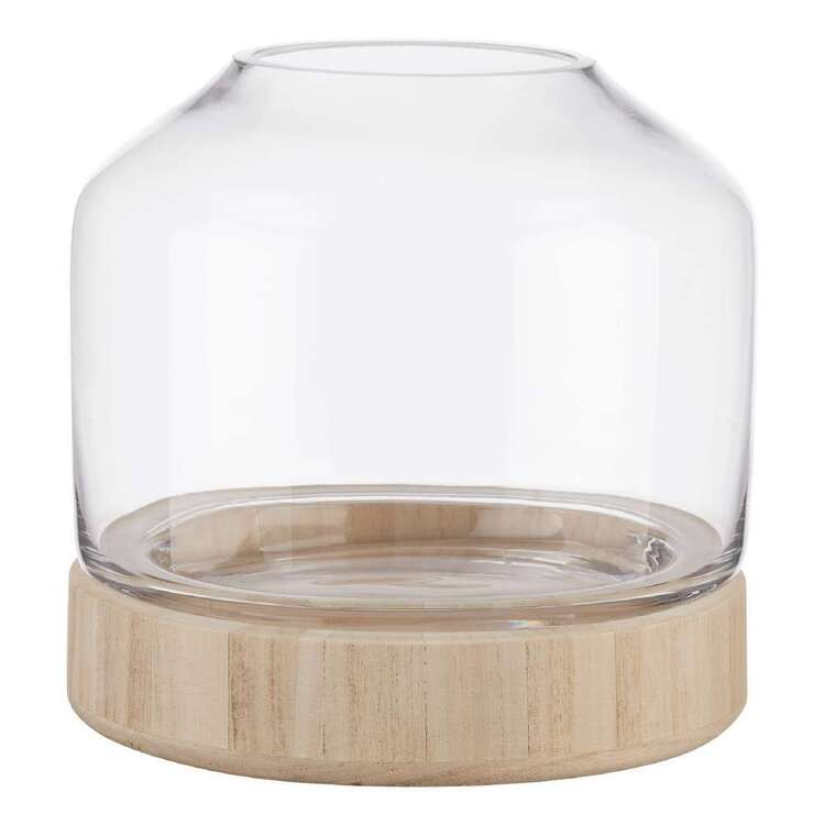 Bouclair Contemporary Organic Candle Holder