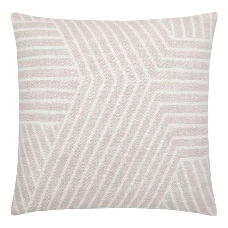 Bouclair Contemporary Organic Phoebe Jacquard Cushion