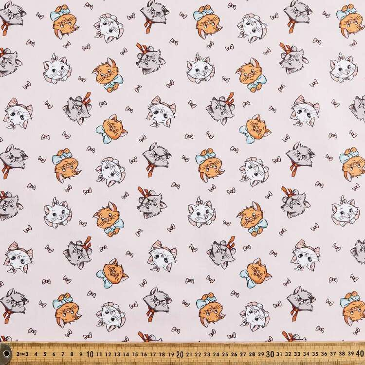 Disney Classic What's Up Pussy Cat Cotton Fabric