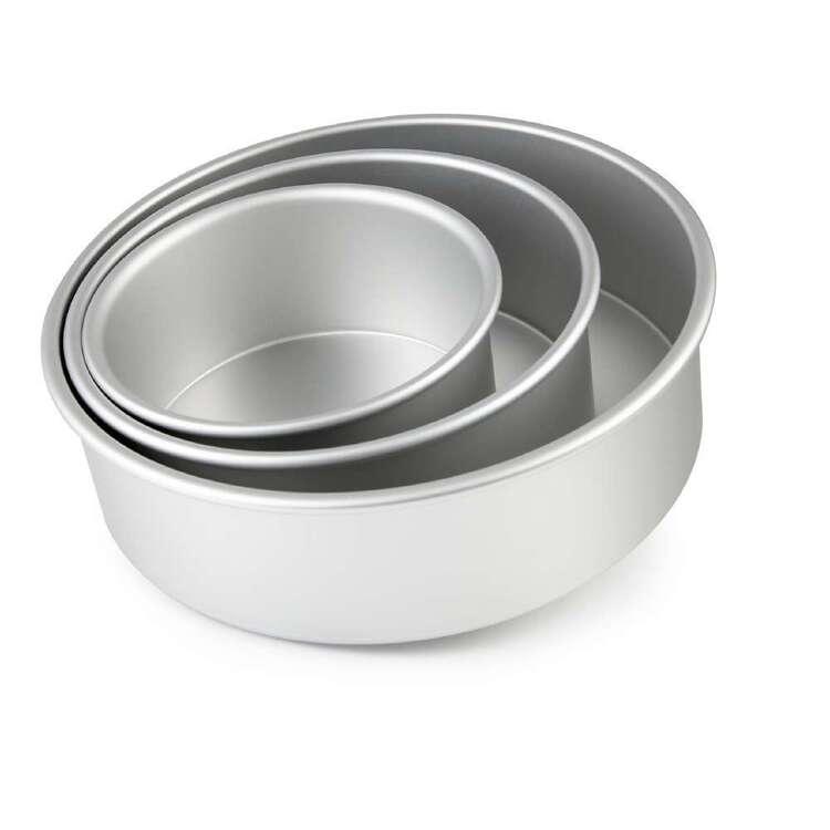 Mondo Pro Round Cake Pan Set