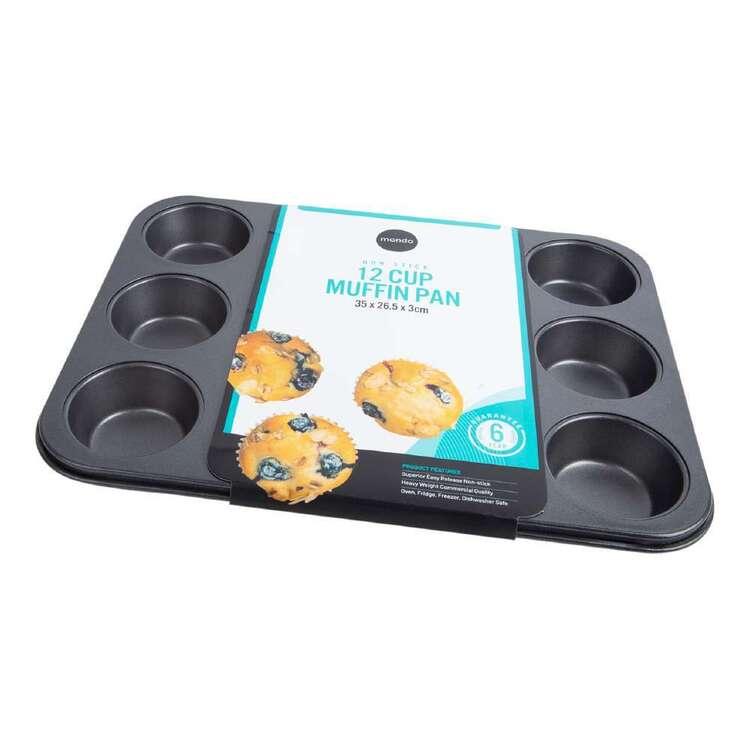 Mondo Non-Stick 12 Cup Muffin Tray