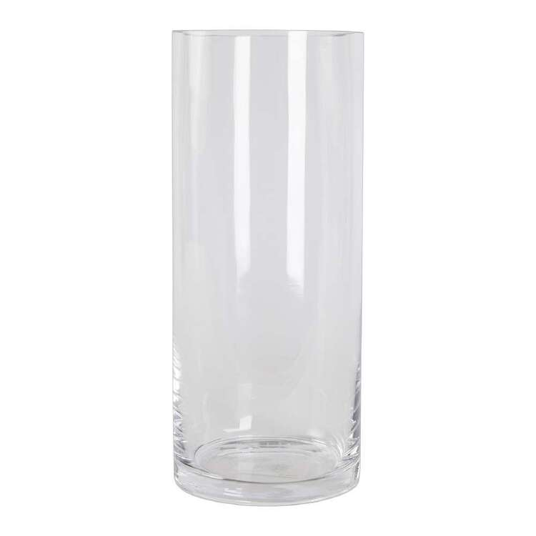 Extra Large Glass Cylinder