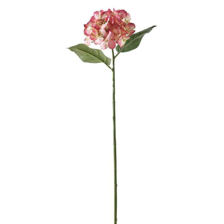 Single Hydrangea Floral Stem