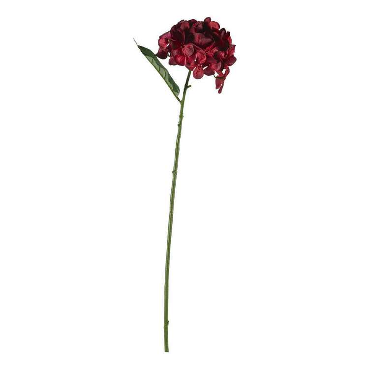 Single Hydrangea 76 cm Floral Stem