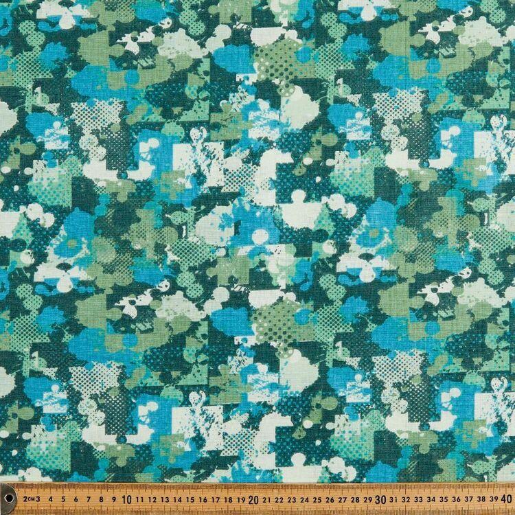Puzzle 120 cm Multipurpose Cotton Fabric