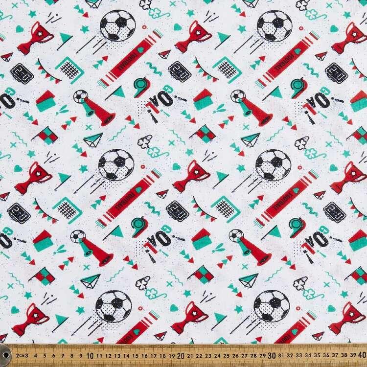Football 120 cm Multipurpose Cotton Fabric