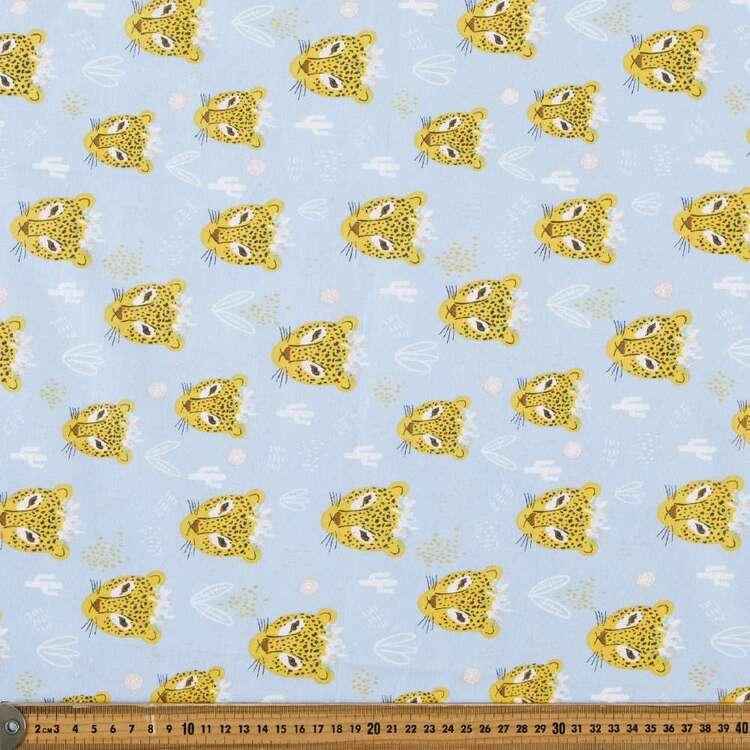 Pretty Kitty 120 cm Multipurpose Cotton Fabric