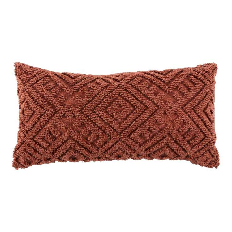 Ombre Home Wild Flower Knitted Cushion