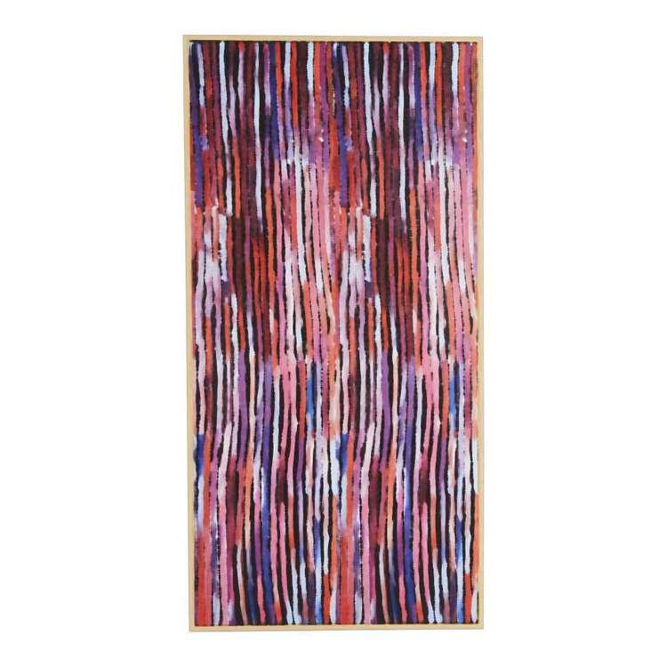 Warlu Mina Dreaming Framed Print
