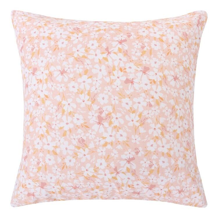 Ombre Home Wild Flower Daisy Euro Pillow Case