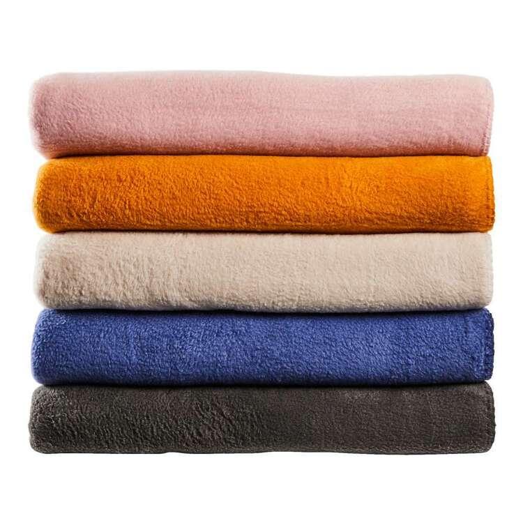 Brampton House Polar Fleece Blanket