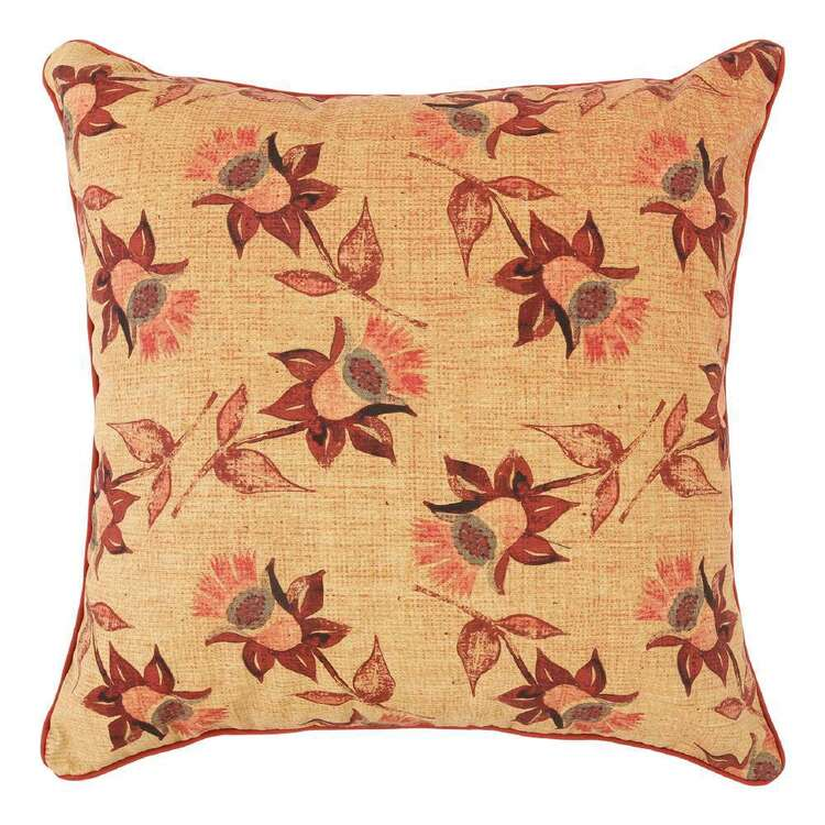 Ombre Home Wild Flower Flower Field Cushion