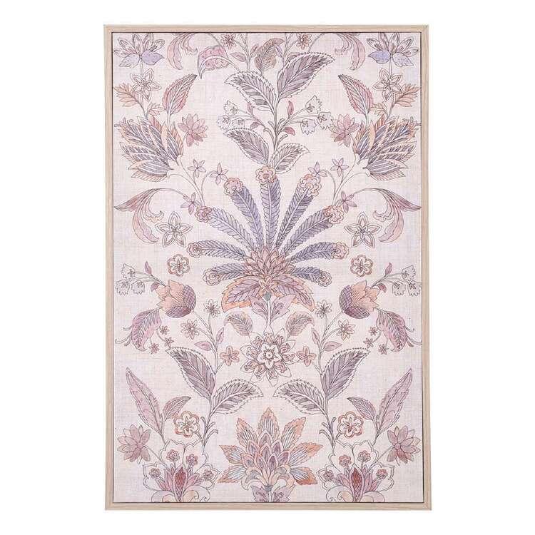 Ombre Home Wild Flower Pais Floral Wall Art