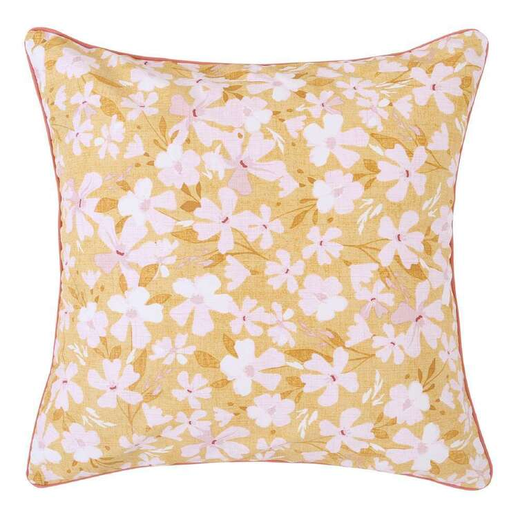 Ombre Home Wild Flower Daisy Daisies Cushion