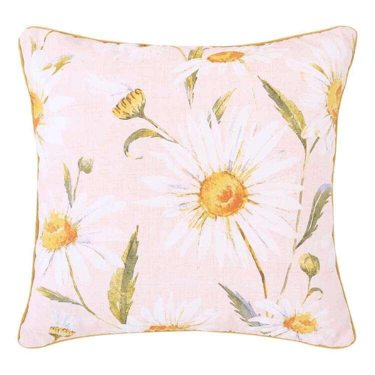 Ombre Home Wild Flower Daisy Sun Flower Cushion