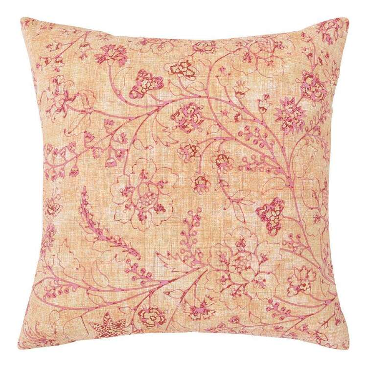 Ombre Home Wild Flower Daisy Batik Cushion