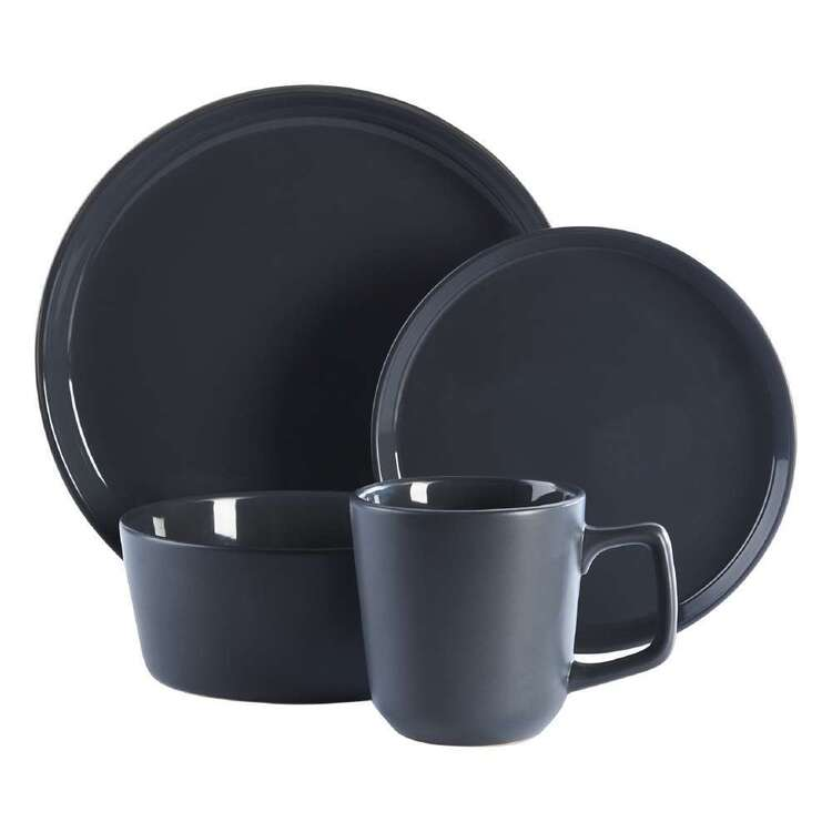 Dine By Ladelle Noah 16 Piece Dinner Set
