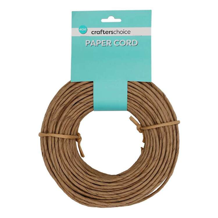 Crafters Choice Twisted Paper Cord