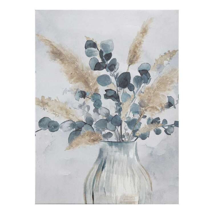 Bouclair Nomad Way Can Bouquet Canvas