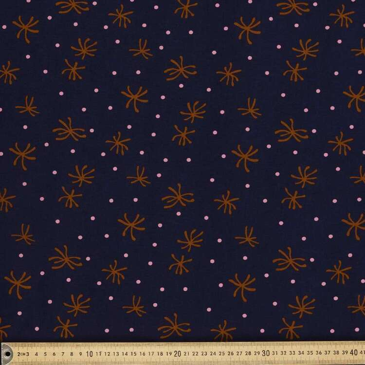 Star Force Printed 148 cm Bengaline Suiting Fabric