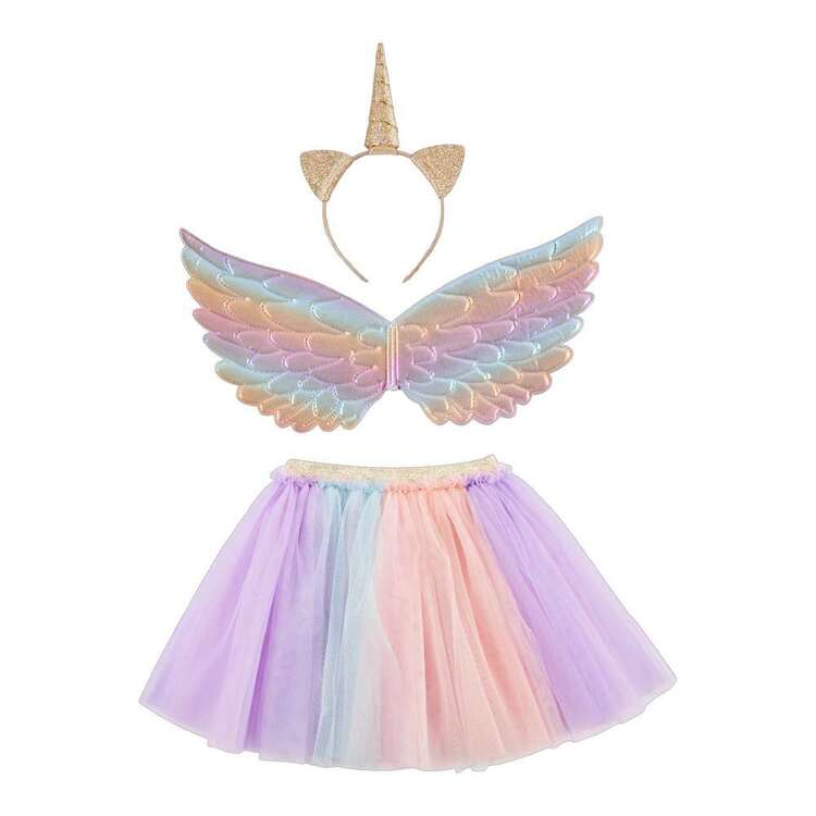 BYS Unicorn 3 Piece Tutu Set