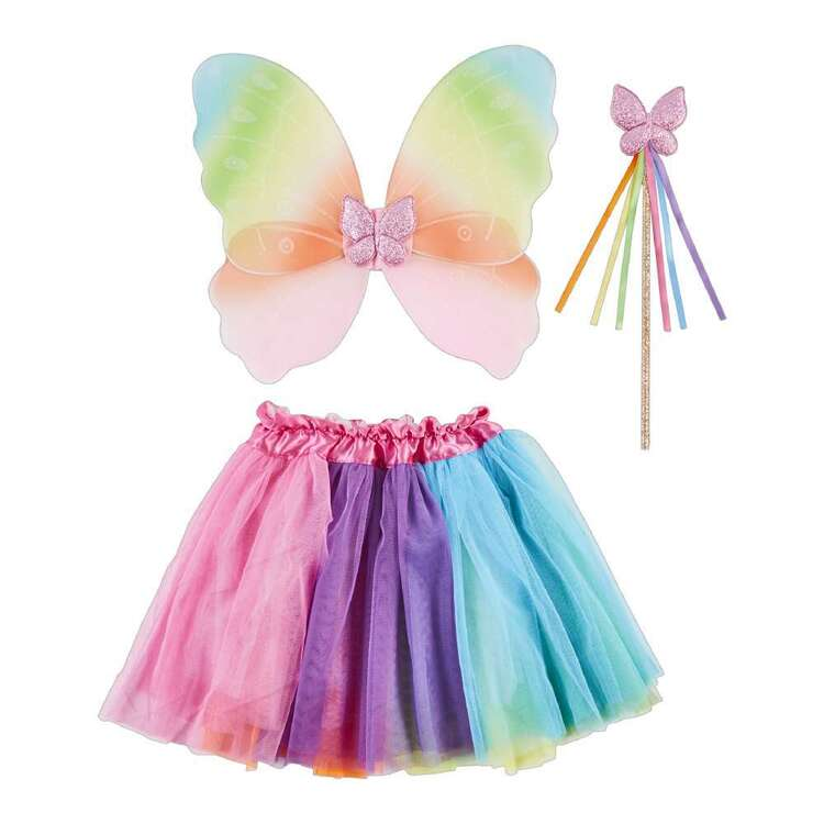 BYS Butterfly 3 Piece Tutu Set