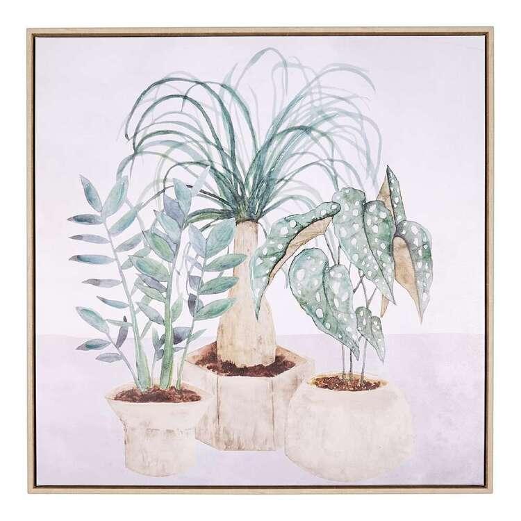 Cooper & Co Botanicals #1 Framed Canvas