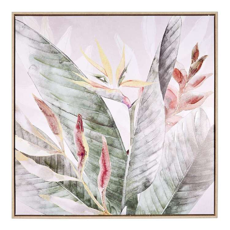Cooper & Co Foliage Framed Canvas