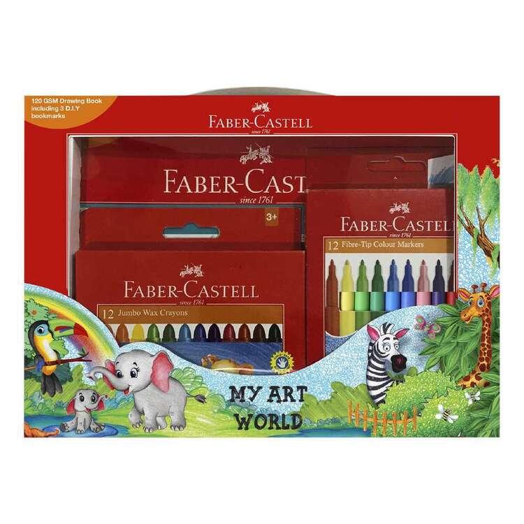 Faber Castell My Art World Kit